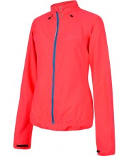 Dare2b Ladies Carapace Neon Pink Cycle Windshell