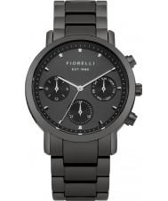 Fiorelli FO029BM Ladies Gun Bracelet Watch