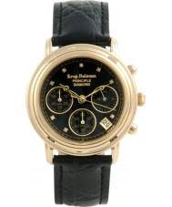 Krug Baümen 150573DM Mens Principle Diamond Chronograph Watch