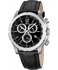 Lotus 15856-5 Mens All Black Chronograph Watch