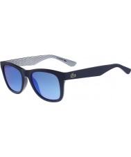 Lacoste L789S Matte Blue Sunglasses