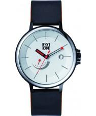 Zoom ZM-7110M-2501 Air White Black Watch