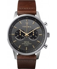 Triwa NEST114-CL010412 Smoky Nevil Watch