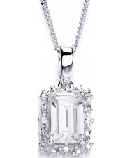 Purity 925 P1478P-1 Ladies Necklace