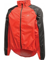 Dare2b Mens Immerse Red Alert Cycle Jacket