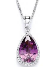 Purity 925 P3057-1 Ladies Necklace