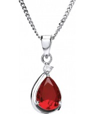 Purity 925 P3628P-2 Ladies Necklace