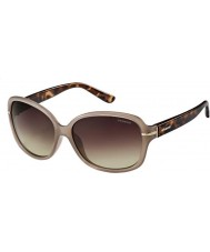 Polaroid P8419 10A LA Beige Polarized Sunglasses