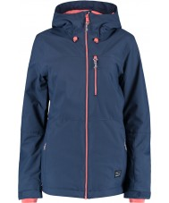 Oneill Ladies Solo Blue Nights Jacket