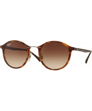RayBan RB4242 49 Tech Light Ray Light Havana 620113 Sunglasses