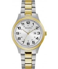 Bulova 98M128 Ladies Dress Watch