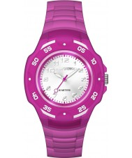 Timex TW5M06600 Kids Marathon Purple Resin Strap Watch