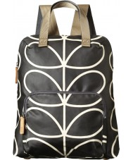 Orla Kiely 0ETCLIN138-0040 Ladies Giant Linear Stem Backpack