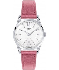 Henry London HL30-US-0059 Ladies Hammersmith White Dusky Pink Watch