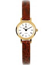 Royal London 20010-04 Ladies Classic Slim Brown Watch