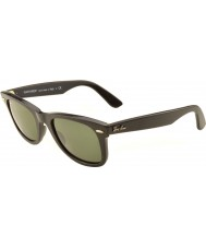 RayBan RB2140 50 Original Wayfarer Black Effect Aged 1184 Sunglasses