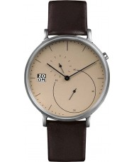 Zoom ZM-7140M-2524 Mens Pure Camel Brown Watch