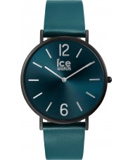 Ice-Watch 001522 City-Tanner Exclusive Green Leather Strap Watch