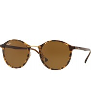 RayBan RB4242 49 Tech Light Ray Havana 710-73 Sunglasses