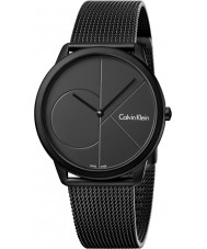 Calvin Klein K3M514B1 Mens Minimal Watch