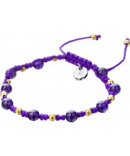 Shimla Ladies Purple Spun Bracelet