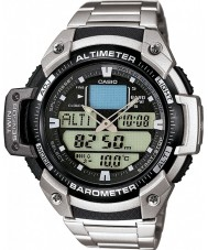 Casio SGW-400HD-1BVER Mens Sports Gear Twin Sensor Low-temperature Resistant Watch