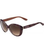 Jimmy Choo Ladies Tita-S S91 D8 Sunglasses