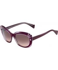 Alexander McQueen Ladies AMQ 4214-S SS8 DZ Sunglasses
