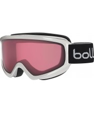 Bolle 21488 Freeze Shiny White - Vermillon Ski Goggles