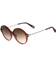 G Star GS635S Combo Tatum Brick Red Sunglasses