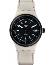 Swatch SUTM400 Sistem51 - Sistem Cream Automatic Watch