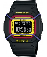 Casio BGD-501-1BER Ladies Baby-G Black Resin World Time Watch