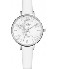 Lola Rose LR2033 Ladies White Leather Strap Watch