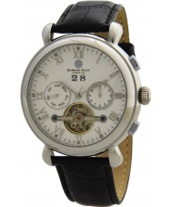 Edward East EDW5340G3 Mens Classic Black Leather Strap Automatic Watch