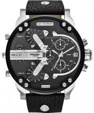Diesel DZ7313 Mens Mr Daddy 2.0 Black Multifunction Watch