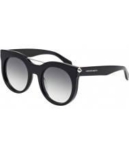 Alexander McQueen Ladies AM0001S 001 Sunglasses