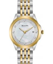 Bulova 98S161 Ladies Diamond Watch