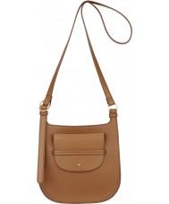 Nica NH6160-CHESTNUT Ladies Clara Chestnut Large Crossbody Bag