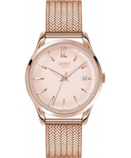 Henry London HL39-M-0166 Ladies Shoreditch Pale Rose Gold Watch