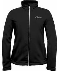 Dare2b Ladies Attentive Black Softshell Jacket