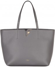 Fiorelli FH8589-GREY Ladies Tate City Grey Casual Zip Tote Bag