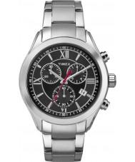 Timex TW2P93900 Mens City Miami Silver Steel Bracelet Watch