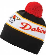8f27048438c Dakine 10001507-BLACK Mens Beer Run Beanie