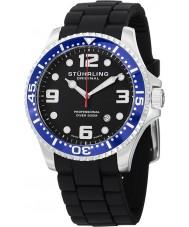 Stuhrling Original 675-01SET Mens Aquadiver Watch