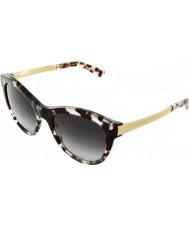 Dolce and Gabbana DG4243 53 Sicilian Taste Ice Cube 28888G1 Sunglasses