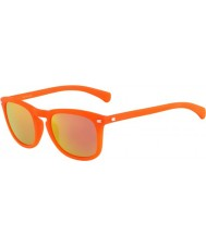 Calvin Klein Jeans CKJ748S Matte Orange Sunglasses