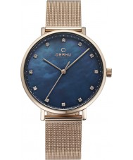 Obaku V186LXVLMV Ladies Vest Watch