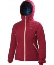 Helly Hansen 62166-203RRE-XS Ladies Floria Raspberry Jacket - Size XS