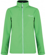 Dare2b Ladies Attentive Fairway Green Softshell Jacket