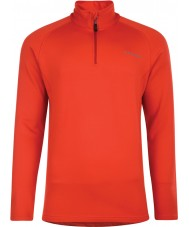 Dare2b DML116-65780-XL Mens Fuseline II Fiery Red Core Stretch Midlayer - Size XL